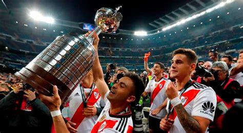 Youtube │ River Plate Campeón Copa Libertadores 2018 ...