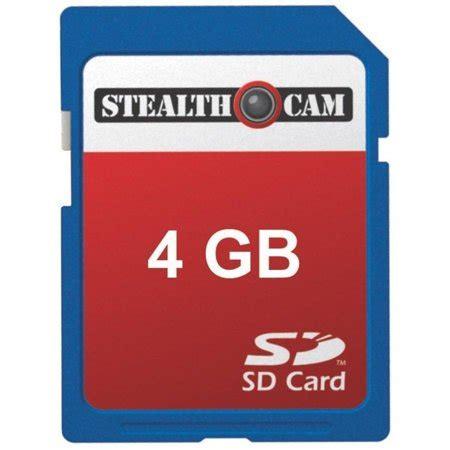 stealth cam gb sd card walmartcom