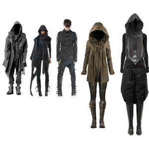 Post-Apocalyptic Clothes