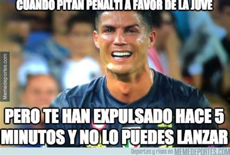 Los Memes De Cristiano Ronaldo Llorando En El Valencia Vs