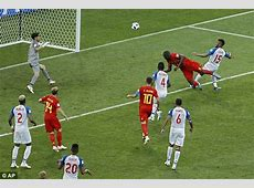 World Cup 2018 Belgium 30 Panama RESULT Daily Mail Online