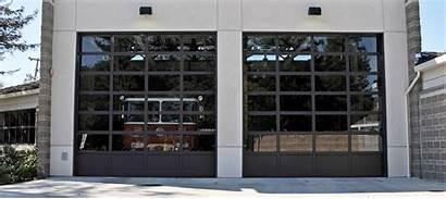 Garage Commercial Door Aluminum Doors Glass Dallas