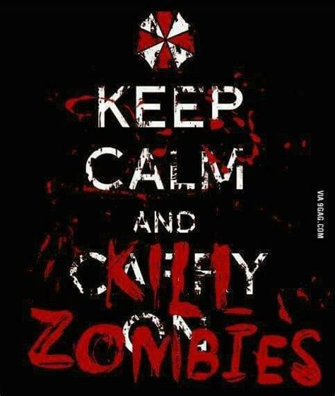 evil resident zombie calm keep apocalypse survival zombies kill fonte blogging notizia wolf