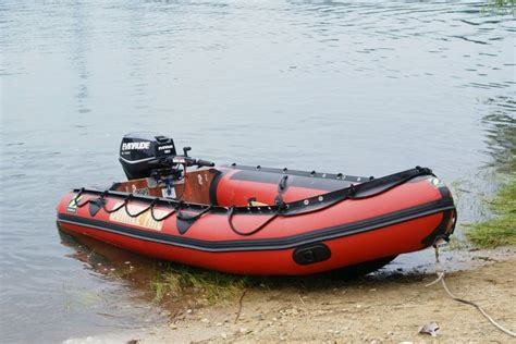 Extreme Fishing Inflatable Boat by Gurnee Fire Department Il Dive Boat Zodiac 14 Inflatable