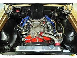 1966 Chevrolet Chevelle Ss Coupe Crate 454 Cid V8 Engine