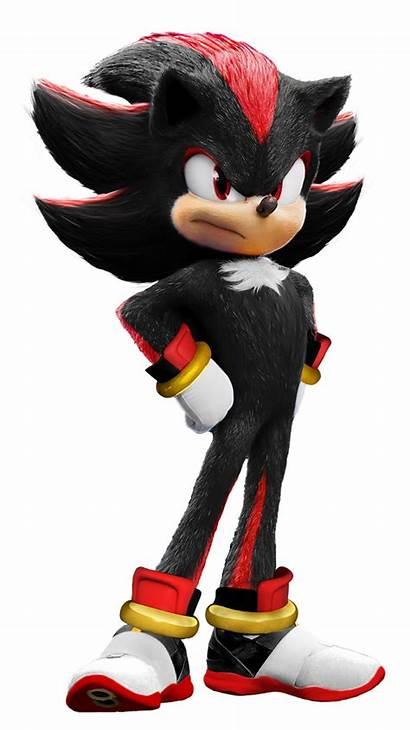 Sonic Hedgehog Shadow Movie Speededit Deviantart Filme