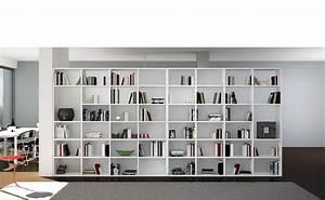 Aménagement Bibliothèque : am nagement bibliotheque blanc schmidt rangement bookcase shelves et home decor ~ Carolinahurricanesstore.com Idées de Décoration