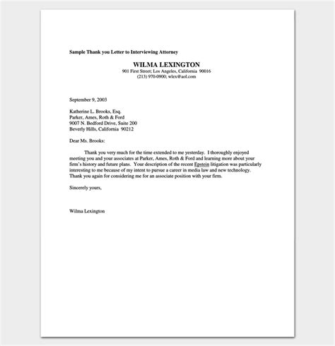 follow  letter template  formats samples examples
