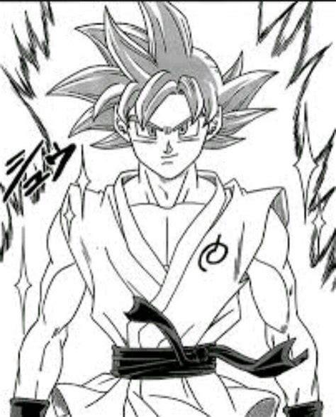 desenho goku super saiajyn god dragon ball oficial amino