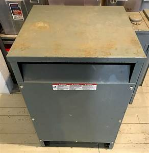 45 Kva 480 208y 120 Square D Sorgel Three Phase Step Up