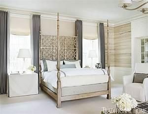 Decorating Ideas: Beautiful Neutral Bedrooms Traditional