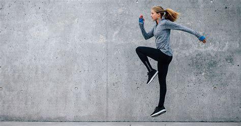 plyometric workout  strong powerful legs