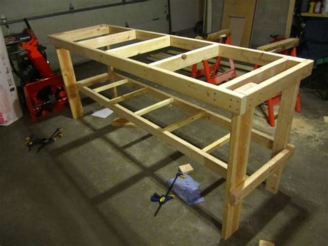how to make a work table 17 best images about work bench on pinterest garage