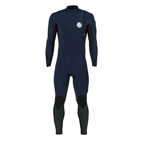 Rip Curl Flashbomb 4/3mm 2017 Zipperless Wetsuit - Navy ...