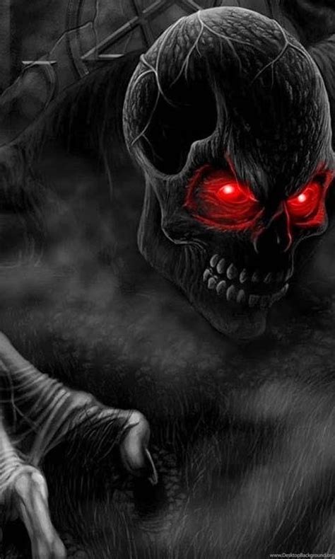 3d Wallpapers Horror by 3d Horror Skull Hd Wallpapers Android Apps And Tests