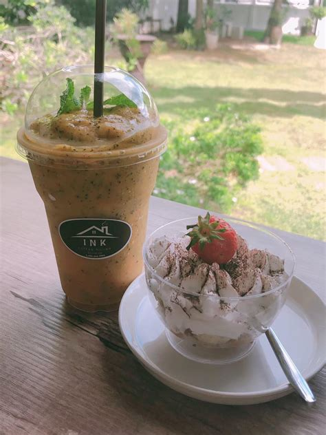 We want our coffee house to be your coffee home. spoonwalk - Ink Coffee House (คาเฟ่ดีๆ สไตล์ Home Cafe')