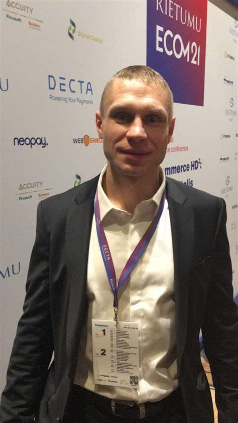 Rietumu eCom21 International e-Commerce Forum - CRYPTO IT