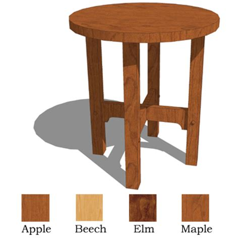 arts and crafts table ls 4 small arts and crafts tables 3d model formfonts 3d