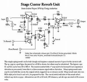 Spring Reverb Analogue Predelay  U0026quot Design U0026quot
