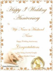 Word Templates For Wedding Invitations Word Templates Happy Anniversary Cards