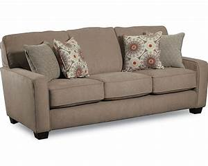 Allerton queen plus sleeper sofa refil sofa for Sectional sofa with recliner and queen sleeper