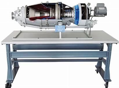 Turboprop Ae Engine Pt6a Aero Aerotrain Train