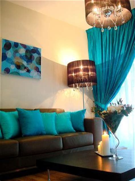 turquoise teal living room simple and nice never