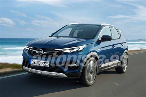 2019 Opel Suv by Opel Mokka X 2019 As 237 Ser 225 El Nuevo Suv Autopista Es