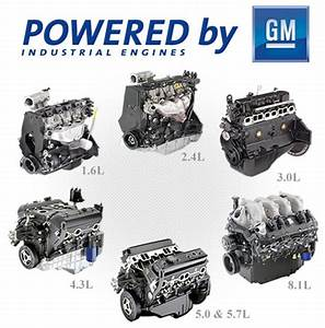 Gm Industrial Engines