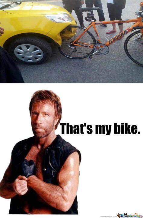 chuck norris extension chuck norris bike by kyoko meme center