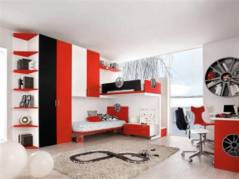 chambre ado deco idee deco chambre ado gris visuel 9