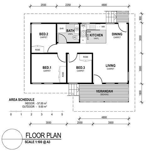 Small House Design With 3 Bedroom by House Plans 1000 Sq Ft 3 Bedroom 2 Bath And Photo Of Clipgoo