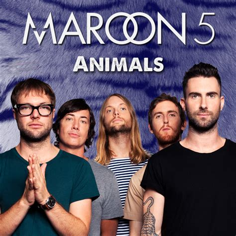 maroon  animals