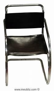 Fauteuil Mies Van Der Rohe : fauteuil mr 534 par ludwig mies van der rohe meuble design ~ Melissatoandfro.com Idées de Décoration