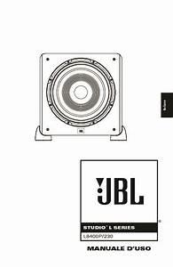 Jbl L8400p  Serv Man7  User Guide    Operation Manual  U2014 View Online Or Download Repair Manual