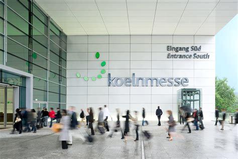 Designer Messe Köln by Koelnmesse Gmbh Messeplatz Im Herzen Europas