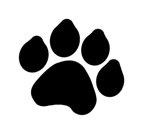 cat paw print cat paw print image clipart best