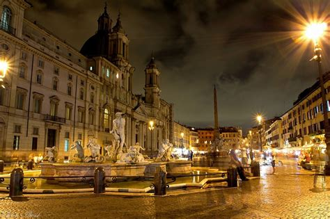 Roma Cambierà Volto Dopo Il Tramonto Nuova Illuminazione