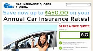 Car insurance quotes Florida l Get Cheap car insurance in ...