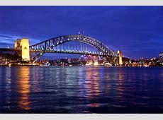 Awesome Sydney Bridge HD Wallpaper Free Download
