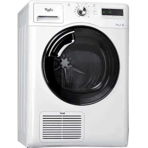 electromenager whirlpool le sens de la diff 233 rence s 233 che linge 224 condensation 8 kg 6 232 me