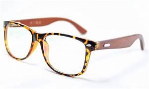 Glasses Lens Size Chart Fashion Mens Wooden Glasses Frame Oversized Eyeglasses