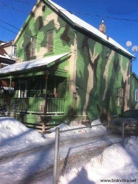 find  camo houses pics