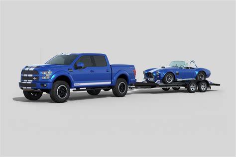 shelby brings  blue thunder  sema  hp