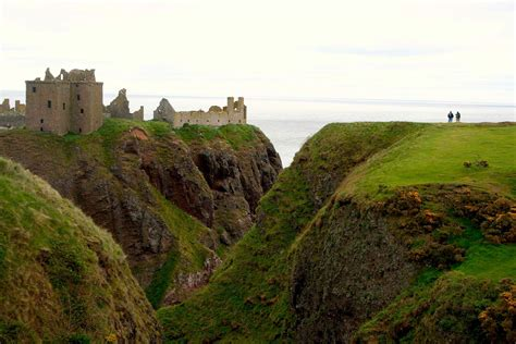 Dunnottar Castle Scotland Photo A Day Travel
