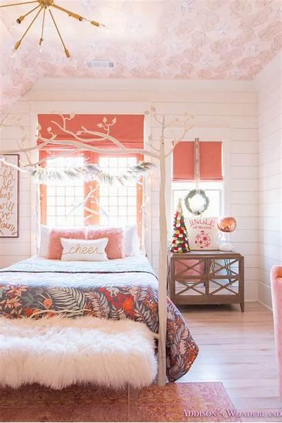 Bedroom Decor Christmas Coral Addison Shaw Floors