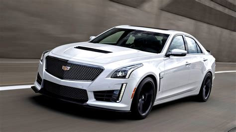 Cts V by Cadillac S Cts V Is A High End Hooligan That Doubles As A