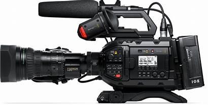 Broadcast Ursa Blackmagic Camera 4k Studio Production