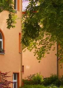 Außenwand Putz Ausbessern : verputzte wand streichen wie abgebl tterte farbe ~ Lizthompson.info Haus und Dekorationen