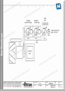 Wirtgen W1000f Hydraulic 07 10 811
